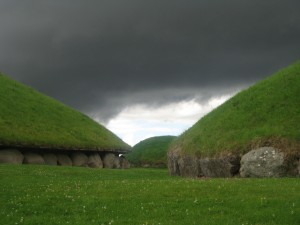 Knowth Passage Mound